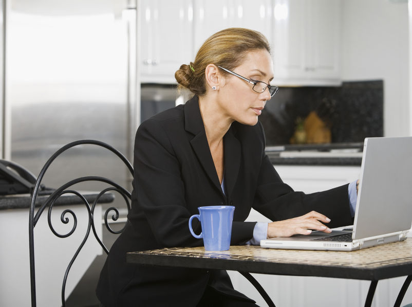 12 Tips for Working at Home Productively