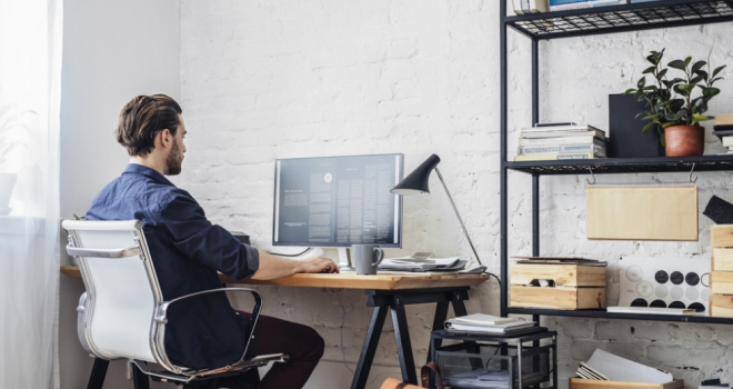 How much could adding a home office boost the value of your home? | Property Reporter